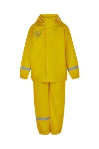 Color-Kids---Regenanzug-für-Kinder---Uni---Gelb
