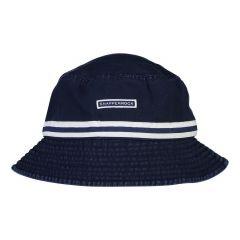 Snapper-Rock---UV-Bucket-Hat-für-Kinder---Navy-Surf---Blau