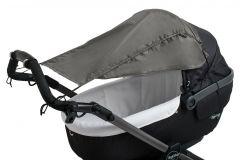 Altabebe---Universeller-UV-Sonnenschutz-mit-Flanken-für-Kinderwagen---Dunkelgrau