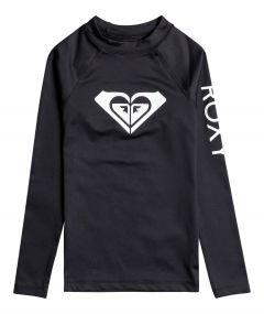 Roxy---UV-Badeshirt-für-Teenager-Mädchen---Langarmshirt---Whole-Hearted---Anthrazit