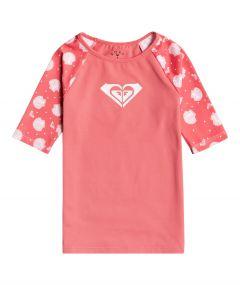 Roxy---UV-Badeshirt-für-junge-Mädchen---Shella---Desert-Rose