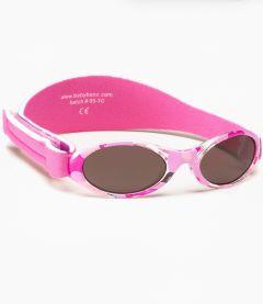 Banz---UV-Sonnenbrille-für-Kinder---Bubzee---Pink-Camo