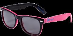 Banz---UV-Sonnenbrille-für-Kinder---Dual---Schwarz/Rosa