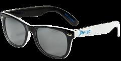 Banz---UV-Sonnenbrille-für-Kinder---Dual---Schwarz/Weiss