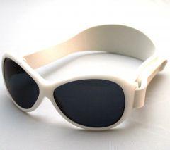 Banz---UV-Sonnenbrille-für-Kinder---Retro---Weiss