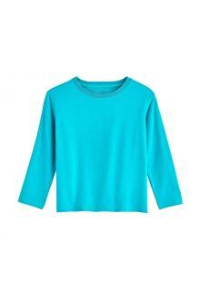 Coolibar---UV-Shirt-für-Kleinkinder---Langarmshirt---Coco-Plum---Türkis