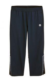 Coolibar---UV-Sporthose-für-Jungen---Outpace---Navy