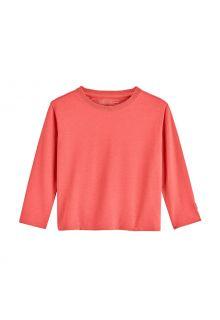 Coolibar---UV-Shirt-für-Kleinkinder---Langarmshirt---Coco-Plum---Island-Coral