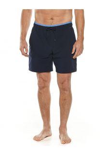 Coolibar---UV-Badeshorts-für-Herren---Kahuna---Navy