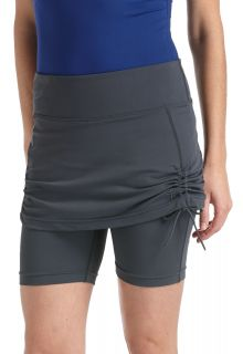 Coolibar---UV-Rock-/-Hose-Damen---grau