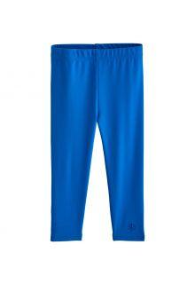 Coolibar---UV-Schwimmleggings-für-Babys---Wave-Tights---Marlin-Blau