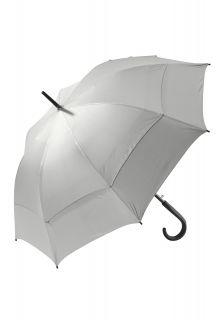 Coolibar---UV-schützender-Regenschirm---Calotta-Fashion---Silber