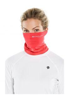Coolibar---UV-schützende-Sonnengamasche-für-Erwachsene---Virasana---Prism-Pink