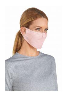 Coolibar---UV-schützende-Maske-für-Erwachsene---Blackburn---Petal-Pink