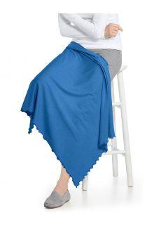 Coolibar---UV-schützende-Sonnendecke---Savannah---Himmelblau