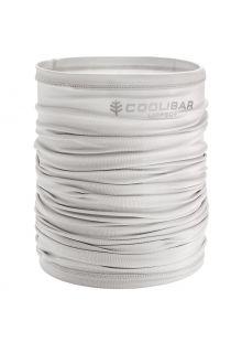 Coolibar---UV-schützende-Sonnengamasche-für-Erwachsene---Virasana---Silber