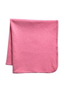 Coolibar---UV-schützende-Sonnenschutzdecke-für-Babys---Batibou---Dahlia-Pink