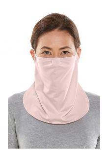 Coolibar---UV-schützende-Gesichtsmaske-für-Erwachsene---Crestone---Petal-Pink