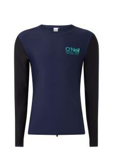 O'Neill---UV-Shirt-für-Herren---Longsleeve---Cali---Blau