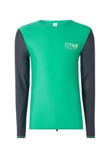 O'Neill---UV-Shirt-für-Herren---Longsleeve---Cali---Salinagrün