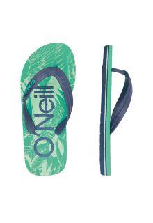 O'Neill---Zehentrenner-für-Jungen---Profile-Summer---Grün