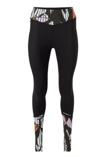 O'Neill---UV-Schwimmleggings-für-Damen---Xplr---Schwarz/Dunkelgrün