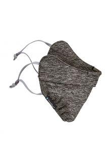 Coolibar---UV-schützende-Halbmaske-für-Erwachsene---Zenith---Anthrazit