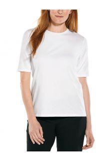 Coolibar---UV-Shirt-für-Damen---Morada-Everyday---Weiß