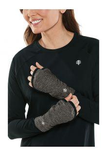Coolibar---UV-Handschutz-für-Erwachsene---Tramo-Performance---Anthrazit