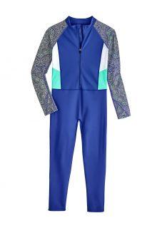 Coolibar---UV-Schwimmanzug-für-Kinder---Sunray-360-Coverage---Baja-Blue