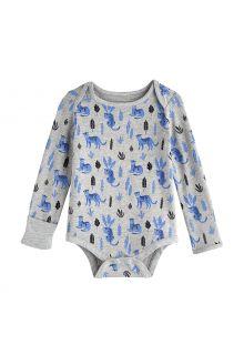Coolibar---UV-Strampler-für-Babys---LumaLeo-Bodysuit---Grau-Leopard