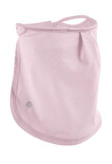 Coolibar---UV-schützende-Gesichtsmaske-für-Kinder---Crestone---Dusty-Mauve