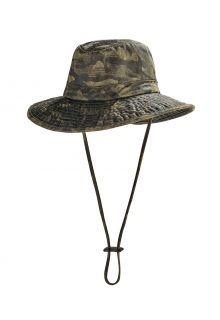 Coolibar---UV-Boonie-Hut-für-Kinder---Outback---Waldgrünes-Tarnmuster