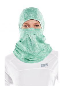 Coolibar---UV-schützende-Angelmaske-für-Erwachsene---Abacos---Aqua-Wasser