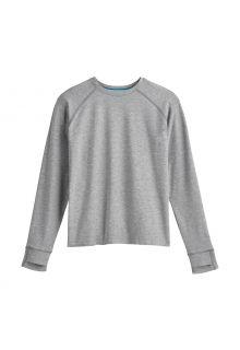 Coolibar---UV-Shirt-für-Kinder---Langärmlig---LumaLeo---Grau