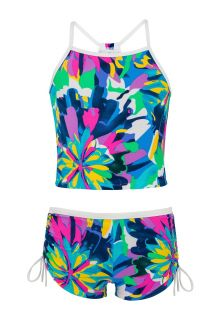 Snapper-Rock---UV-Tankini-Tropen-Neon-