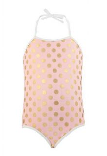 Snapper-Rock---UV-Badeanzug-Punkte-rosa-gold