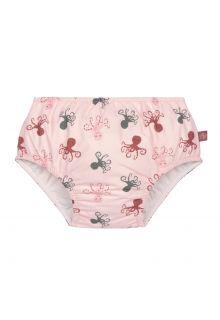 Lässig---Schwimmwindel-für-Babys---Octopus---Rosa