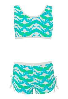 Snapper-Rock---UPF50+-Set-Shirt-mit-Tankini-Meerjungfrau