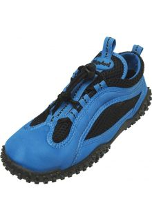 Playshoes---UV-Badeschuhe---Blau