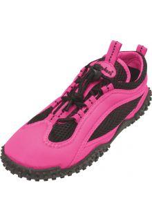 Playshoes---UV-Badeschuhe---Rosa-Neon