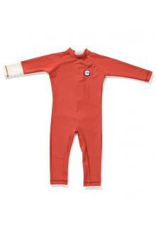 Tenue-de-Soleil---UV-Badeanzug-für-Babys---Lou---Sunny-Peach