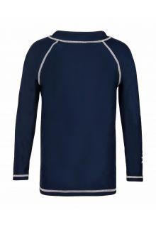 Snapper-Rock---UPF50+-Langarm--Shirt-blau