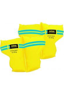 Swimpy---Schwimmflügel-für-Babys-und-Kleinkinder---Gelb