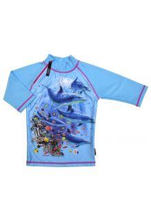 Swimpy---UV-Schutz-Badeshirt--Delphin