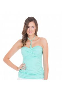 Cabana-Life---UV-Schutz-Multifuntions-Tankinitop-für-Damen---Grün