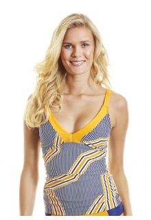 Cabana-Life---UV-Tankini-Top-Orange-Drive-