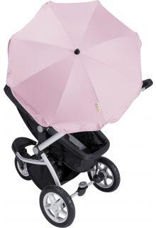 Playshoes---UV-Sonnenschirm-für-Kinderwagen---Rosa