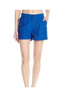 Cabana-Life---UV-Schutz-Microfaser-Shorts-für-Damen---Navy