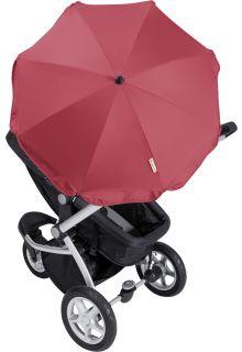 Playshoes---UV-Sonnenschirm-für-Kinderwagen---Rot